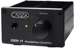 Music Hall OBH-11 Headphone Amplifier by Music Hall. $225.00. The OBH-11 is a miniature audio amplifier, designed specifically to drive a single pair of low to medium impedance (30 Ohm -300 Ohm) headphones from a line level source.The OBH-11 is compatible with any source at line level. For example: an average output level CD player can be connected directly to the input of the OBH-11, just as it could also be used in conjunction with a stand-alone pre-amplifier or integrate...