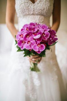 Buquê e tipos de flores