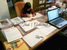 Help your student get organized to easily collect information for his California Missions Report with these FREE Printables - great for class or homeschool!