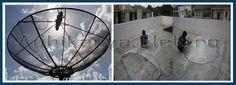 Adhi Karya Elektro  Pasang Parabola Murah
