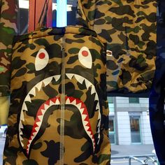 e5a16f3da Depop - The creative community's mobile marketplace. A Bathing ApeBape Shark