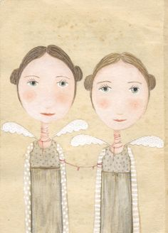 sisters... by Katherine Quinn