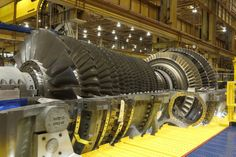 Cooking With Gas: GE's Record-Breaking Turbines Prove Their Mettle - GE Reports