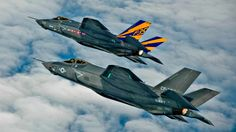 This F-35 Formation Is So Impossibly Perfect That It Looks Computer Generated