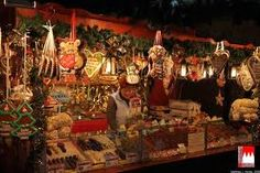 Baked goods at the market Christmas Markets, Baked Goods, German, Marketing, People, Painting, Art, Deutsch, Art Background