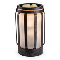 Melt Warmer - Hampton Metal And Glass Illumination
