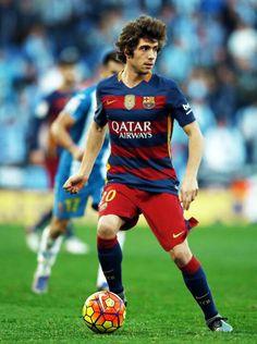 Sergi Roberto Fc Barcelona, Messi Y Neymar, Sergi Roberto, Rcd Espanyol, Best Club, One Team, Football, Running, Sports