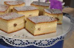 Romanian Desserts, Romanian Food, Cake Recipes, Dessert Recipes, No Cook Desserts, Cakes And More, Bread Baking, Sweet Treats, Food And Drink