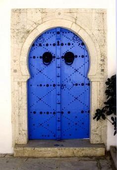 puertas marroquíes