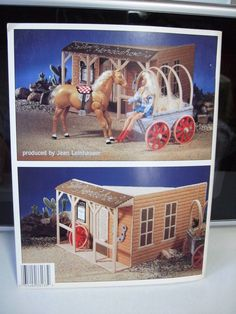 Plastic Canvas Crafts | Plastic Canvas Fashion Doll Country Western Dance Club - Orble