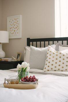 Bedroom Refresh with @craneandcanopy    Crystalin Marie