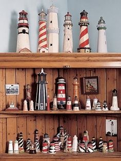 Decorative Lighthouses