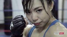 UFC fighter's first female Asian Rin Nakai: beauty and strength 強さと美しさ: 中井りん アジア人女性初のUFCファイター