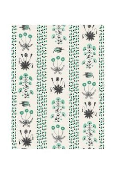 Shop the Pressed Flowers Wallpaper at Anthropologie today. Read customer reviews, discover product details and more. Flower Wallpaper, Of Wallpaper, Early American, Interior Inspiration, Storytelling, Art Decor, Screen Printing, Whimsical, How To Draw Hands
