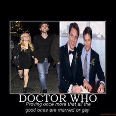 So true XD  David Tennant John Barrowman