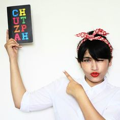 Peace ✌ Love and Chutzpah ✏ Shop for fun products with an attitude from LetterNote.com  #Playful #chic #unique #style #fashion #forher #forhim #unique #design #conceptstore #fun #gifting #giftidea #perfectgift #shopping #beautiful #special #colorful #Happy #groovy #xoxo