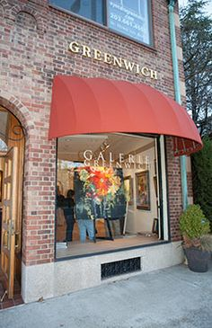 Fairfield County Look - Galerie Greenwich Opening
