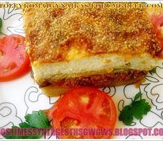 Όλες οι συνταγές - Νόστιμες συνταγές της Γωγώς! Greek Beauty, Cool Writing, Greek Recipes, Quiche, Tasty, Dinner, Breakfast, Ethnic Recipes, Cyprus