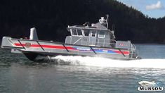 Munson Boats is the World Leader in High Speed Landing Craft. All boats are constructed of welded aluminum with proven designs and years of refinement. Landing Craft, Boats, Sun, Ships, Boat, Ship, Solar
