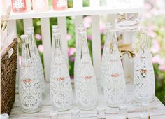 Party Frosting: Vintage Party Frosting!