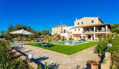 Finca Mallorca für 12 - 13 Personen - Ferienhaus auf Mallorca mieten