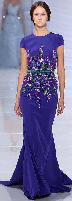 George Hobieka couture fall 2015/2016
