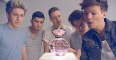 "Un divertido comercial para la fragancia ""Our Moment"" de One Direction"