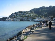 Sausalito, CA-My favorite little city by the bay :)
