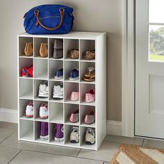If you're planning to move this summer, we've compiled nine tips to help everything go more smoothly for you. #MovingTips #HomeOrganization #ClosetMaid Shoe Storage Cabinet, Bench With Shoe Storage, Best Shoe Rack, Stackable Shoe Rack, Shoe Cubby, Shelves In Bedroom, Closet Designs, Master Closet, Cubbies
