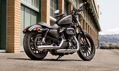 2013 SPORTSTER IRON 883 Harley-Davidson® Motos