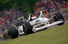 1997 Imola (Jos Verstappen, Tyrrell 025)
