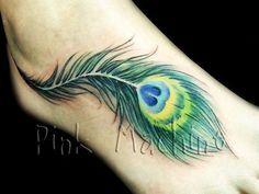 tattoo peacock feather - Cerca con Google