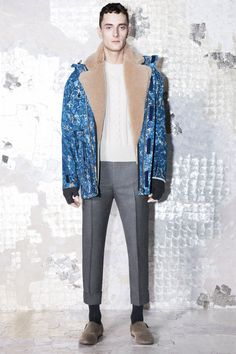 Acne Studios | Fall 2013 Menswear Collection | Style.com