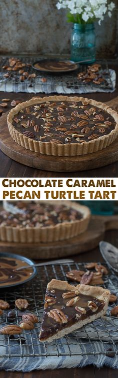 This turtle tart is
