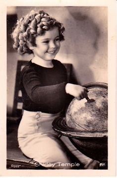 Shirley Temple http://miss-shirley-temple.tumblr.com/