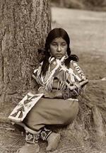 Umatilla Indian Child