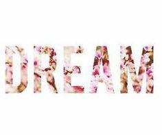 Dream on Dreamer | via Tumblr