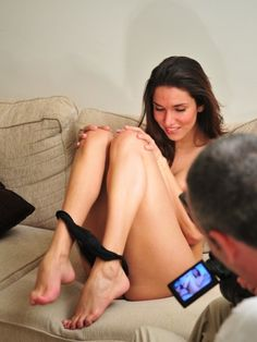 Shemale Bianca Freire Foot Fetish 117