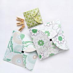 Versatile Scalloped Envelopes