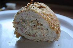 Crab Stuffed Chicken