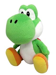 Super Mario ALL STAR COLLECTION Yoshi Stuffed Plush AC 03 Brand New  #SuperMarioALLSTARCOLLECTION