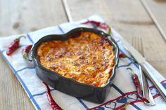 Heb je zin in een gezonde lasagne zonder lasagnebladen? Probeer dan eens deze lasagne met courgettebladen: lekker en gezond!