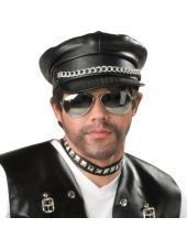 Biker Hat - Party City