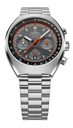 f07a179e925 Pre-Basel 2014 - Omega Speedmaster Mark II Chronograph  Beautiful dial  layout
