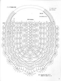 Схемы вязания детская сумочка