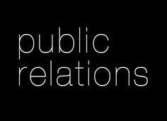 Public Relations | PR