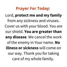 Prayer For Today | God TV