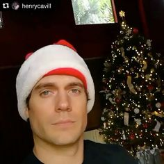 A certain cutie received his gift from Santa...lol!! ;) Instagram