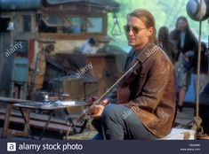 """Download this stock image: Dec 15, 2000; Los Angeles, CA, USA; Actor JOHNNY DEPP stars as Roux in the Miramax Film's romantic comedy, 'Chocolat.' - F6GM9R from Alamy's library of millions of high resolution stock photos, illustrations and vectors: image 5: Alamy: image 18 on my Pinterest board: """"Johnny Depp: Chocolat"""". Johnny Movie, Here's Johnny, Johnny Depp Movies, Johnny Depp Chocolat, Johnny Depp Fans, Soul Friend, Sing To Me, Handsome Actors, Good Looking Men"""
