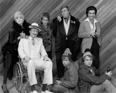 SCTV- best sketch show ever (Martin Short is missing in this pic because he joined the cast later on)
